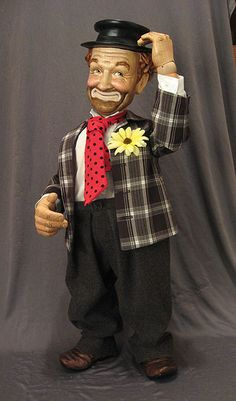 Red Skelton by Xenis