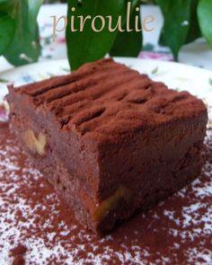 Bellevue : Gâteau au chocolat mousseux