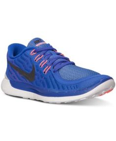 Nike Women's Free 5.0 Running Sneakers from Finish Line
