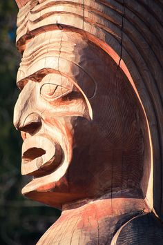 British Columbia - Totem pole