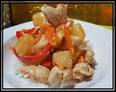 shazzies cookbook:     EASY SWEET AND SOUR CHICKEN  1 kilo chicken br... Chicken Breast Fillet, Sweet N Sour Chicken, Potato Salad, Carrots, Meat, Ethnic Recipes, Food, Sweet Sour Chicken, Essen