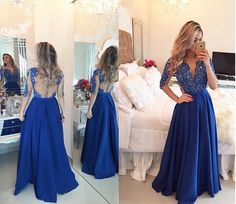 Prom Dress 2017 Prom Dresses Evening Party Gown Formal Wear on Storenvy