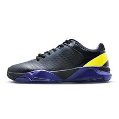 (56.39$)  Watch now - http://ai40t.worlditems.win/all/product.php?id=32644894022 - Male Brand Prevent Sideslip Basketball Shoes Jogging Athletic Sport Rubber Leather Sneakers Men's Shoes