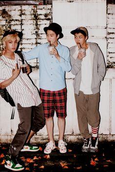 Kai, Suho and Xiumin Baekhyun Fanart, Exo Kai, Exo Chanyeol, Kyungsoo, Chen, Ko Ko Bop, Exo Album, Chinese Man, Exo Memes