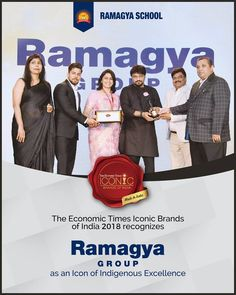 The Economic Times Iconic Brands 2018 recognized Indian brands that are gaining traction on the global stage like never before. The advent of globalization and liberalization in India ushered in an entirely new era for Indian consumers.  We are obliged to be recognized as an Icon of Indigenous Excellence.
