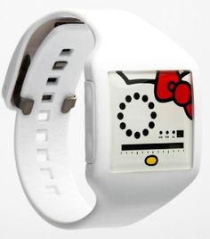 Super cool watch for modern girls everywhere!