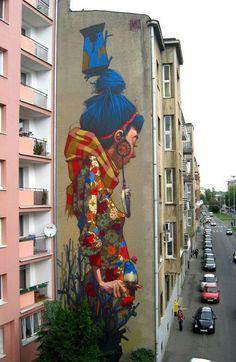 More Street Art....so cool
