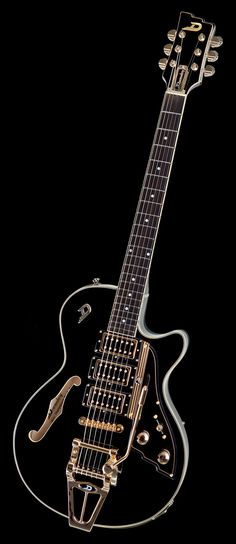 Duesenberg Guitars Starplayer TV Custom Black