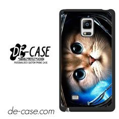 Cute Space Cat DEAL-2955 Samsung Phonecase Cover For Samsung Galaxy Note Edge