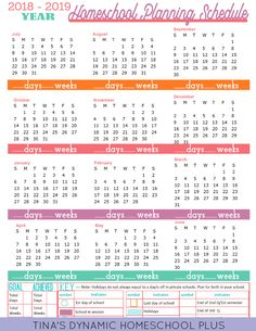 67 Best Free Student Planners Too Images Back To School School