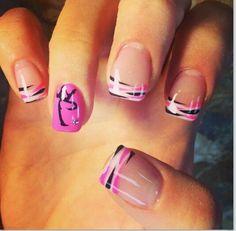 Love the pink camo!!