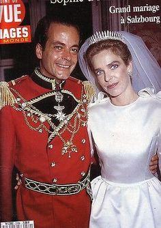 point de vue n°2169 mariage de sophie d'autriche 22 fevrier 1990 in Livres, BD, revues | eBay