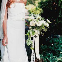 Cascade Bouquet Style