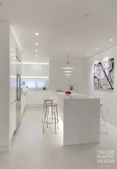 스웨그 넘치는 가족_그래피티 아티스트의 집 -위치:경기도 남양주시 별내동 -주거형태: 아파트 -면적: 111m... White Interior Design, Interior Design Kitchen, Interior Decorating, Interior Minimalista, Elegant Living Room, Concrete Floors, House Design, Flooring, Furniture