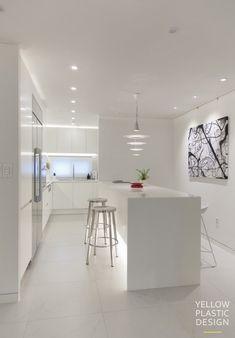 Interior Design Kitchen, Interior Decorating, Elegant Living Room, Concrete Floors, Tile Floor, Flooring, House, Furniture, Home Decor