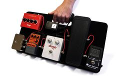 Commuter Softcase Pedalboard | Pedalboards | Products