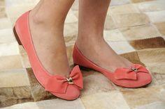 Bailarinas para este verano. #bailarinas #zapatos #madeinspain