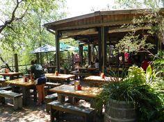 Gristmill Restaurant  1287 Gruene Rd.   New Braunfels, TX 78130