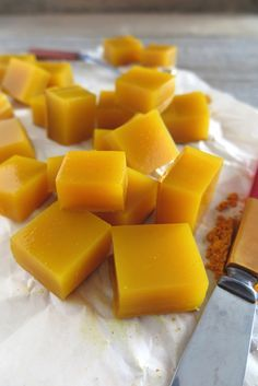 Anti-inflammatory and Healing Turmeric Gummies (Paleo, AIP)