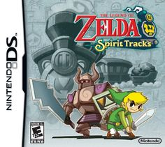 DS Game: The Legend of Zelda: Spirit Tracks