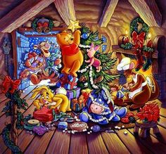 Winnie the Pooh and Gang – Christmas Winnie the Pooh and Gang – Christmas The post Winnie the Pooh and Gang – Christmas appeared first on Paris Disneyland Pictures.