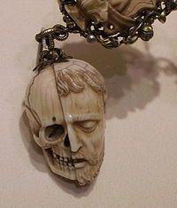 I hope to have to wear one for you someday, although not giving a fuck kinda makes it a moot point. LOL. ~ETS (Memento mori)