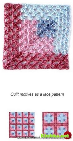 Pattern chart for this and many others. ༺✿ƬⱤღ http://www.pinterest.com/teretegui/✿༻