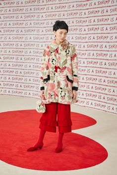 Shrimps Fall 2018 Ready-to-Wear Collection - Vogue