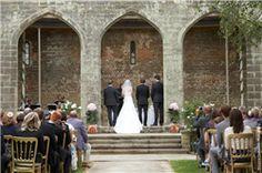 Chiddingstone Castle wedding venue in Kent