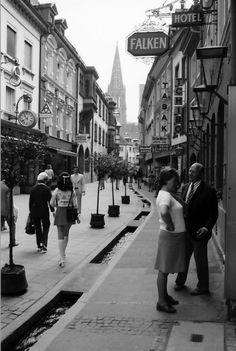 Freiburg 1974 :) Street View, Freiburg
