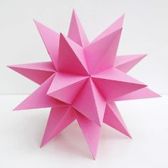 Make Your Own Dodecahedron   AllFreePaperCrafts.com