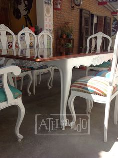 Ateliando - Customização de móveis antigos  Um lugar charmoso mais conhecido como Ateliando Vintage!