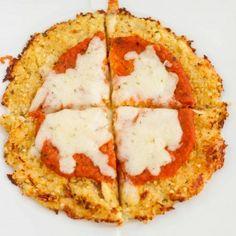 Mini Cauliflower and Quinoa Crust Pizzas 7