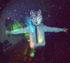 Hey magic wolf ;) @Formlab Creative Agency Creative Agency - Folkert Hengeveld
