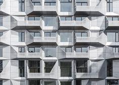 Wohnsilo in Toplage - Umbau von COBE in Kopenhagen