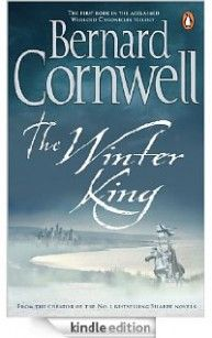 I've read most of Bernard Cornwell's books, and I'm (predictably) a big Sharpe fan. But his Arthur trilogy is doubly a fave--my favorite Cornwell series and my favorite take on King Arthur.