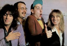 Cheap Trick, from an article in the April 17, 1979 edition of CIRCUS magazine