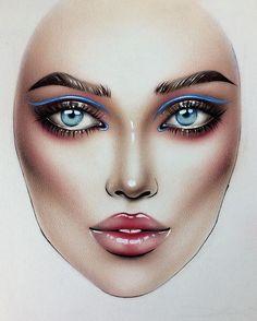 Descubra tudo sobre a Face Chart no post completo do Blog
