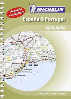 Mini Atlas. España/Portugal 28 (15) (Atlas de carreteras Michelin)