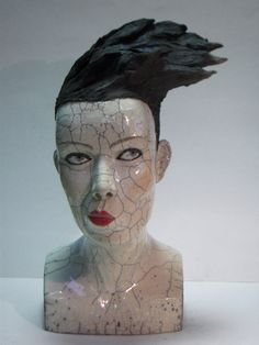 Contemporary Ceramic Sculpture | Mélanie Bourget