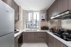 山西太原远大凤玺湾样板间——现代中式风格-建e室内设计网-设计案例 Kitchen Cabinets, Design Styles, Home Decor, Restaining Kitchen Cabinets, Homemade Home Decor, Kitchen Base Cabinets, Interior Design, Home Interiors, Decoration Home
