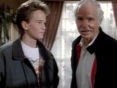 Doogie Howser M.D. Episodes   Doogie with Grandpa.: Season 2 (1990) on Movie Collector Connect Neil Patrick Harris, Season 2, Movies Online, Favorite Tv Shows, Connection, Celebs, Queen, Celebrities, Celebrity