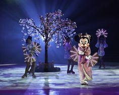 Disney Sur Glace - Minnie