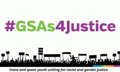 Home | Genders & Sexualities Alliance Network