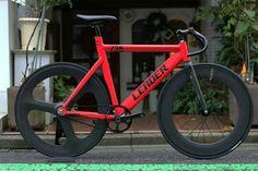 Leader 735 rouge