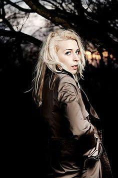 Sara Pascoe - absolutely brilliant!