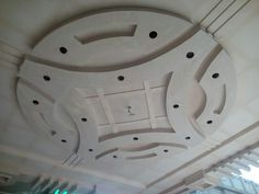 Plaster Ceiling Design, Pop Ceiling Design, Gypsum Ceiling, Bedroom False Ceiling Design, Indian House Plans, Wooden Front Doors, Indian Homes, Master Bedrooms, Decoration