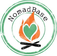 The NomadBase, A place where travellers can rest a while to create, share, care and learn.