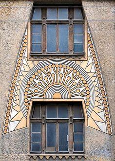 Riga Jugendstil 46 Aleksandra Čaka iela 26
