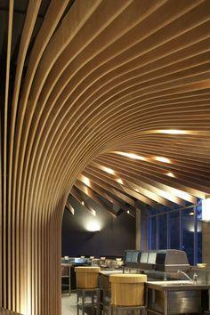 Koichi Takada's studio - Tree Restaurant (Sydney)